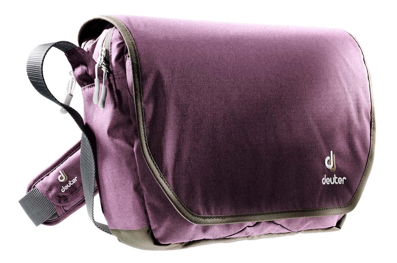 Купить Детский рюкзак Carry out 4 л фиолетовый Deuter, Детские сумки