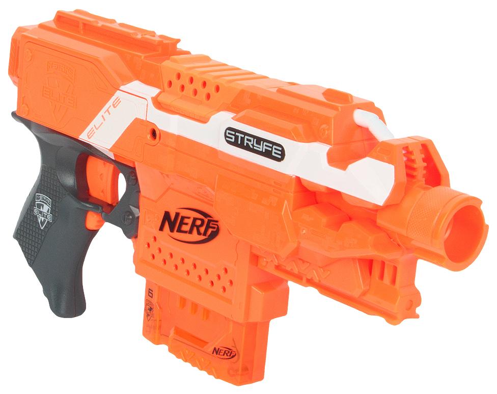 Бластер Hasbro Nerf A0200 Нерф Элит Страйф