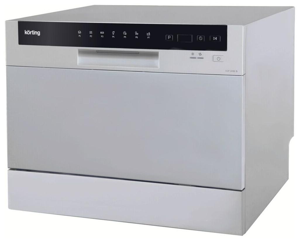 Посудомоечная машина компактная Korting KDF 2050