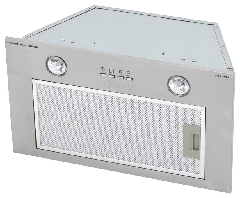 Вытяжка встраиваемая Kaiser EA 543 N Silver