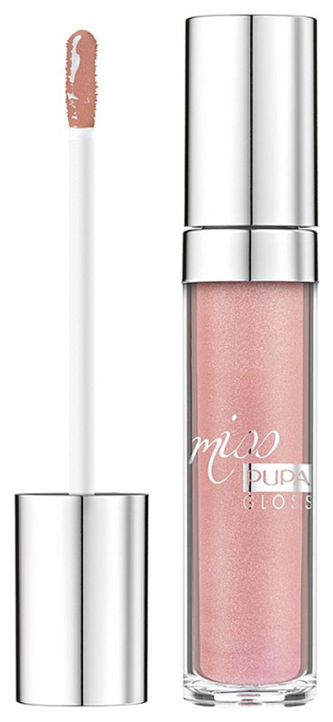 Купить Блеск для губ Pupa Miss Pupa Gloss 200 Juicy Glaze 5 мл