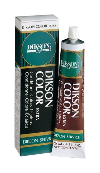 Краска для волос Dikson Color Extra 6.5R 7,6 Ярко-красный (темно-русый) 120 мл