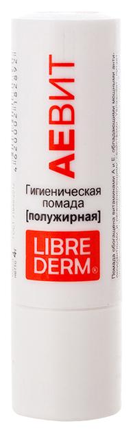 Бальзам для губ Librederm АЕВИТ полужирная