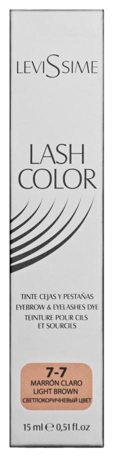 Краска для бровей LeviSsime Lash Color №7.7