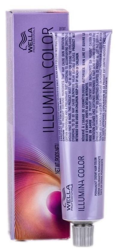Краска для волос Wella Professionals ILLUMINA Color 7/81 Блонд жемчужно-пепельный 60 мл фото