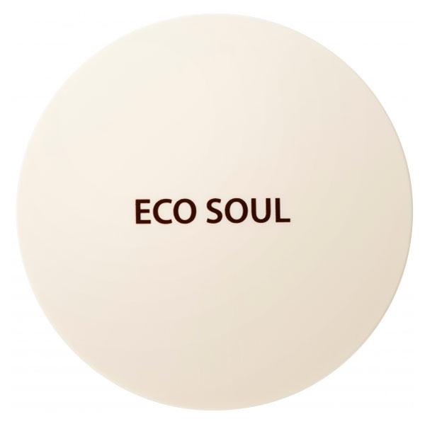 Тональная основа The Saem Eco Soul Bounce Cream Foundation Natural Beige
