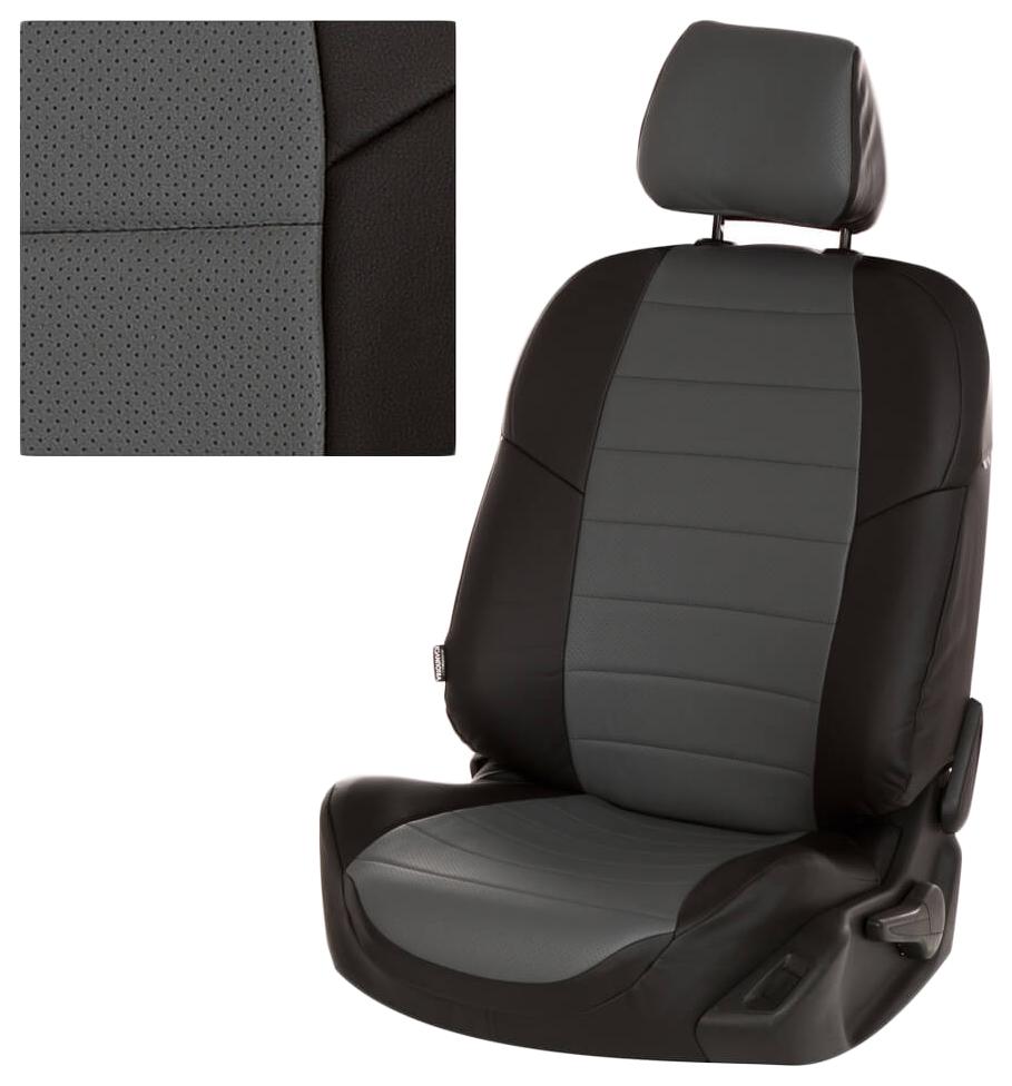 Комплект чехлов на сиденья Автопилот Skoda sk-ok-a7e-chese-e фото