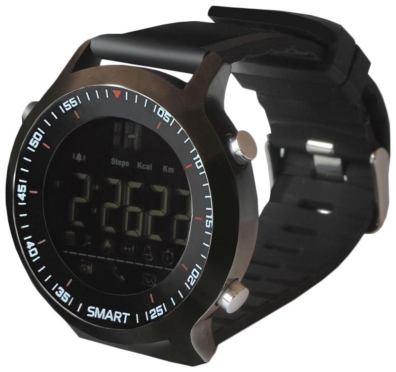 Смарт-часы Ginzzu GZ-701 Black/Black фото