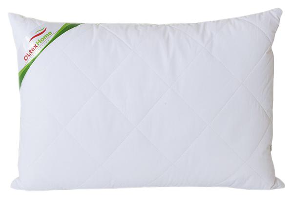 Подушка со съемным чехлом Бамбук 50х70 белая