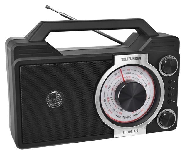 Радиоприемник Telefunken TF-1693UB