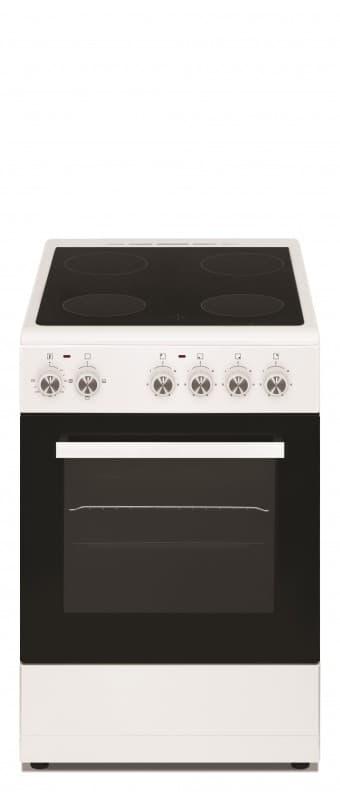 Электрическая плита Simfer HF55VW04013 White