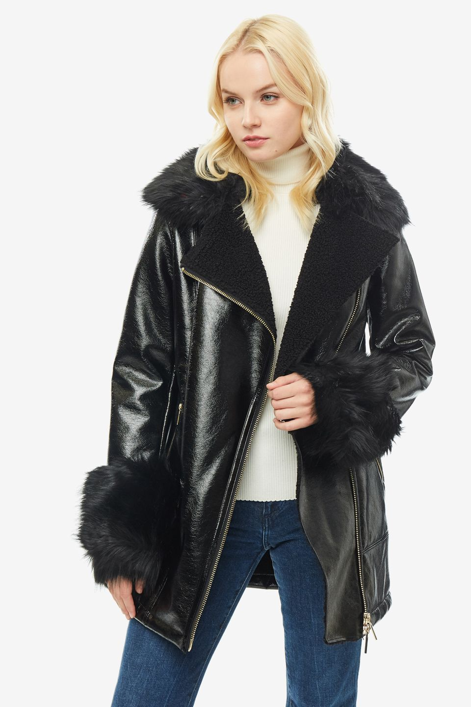 Куртка женская Armani Exchange 6GYK34 YNQGZ 1200 черная XS фото