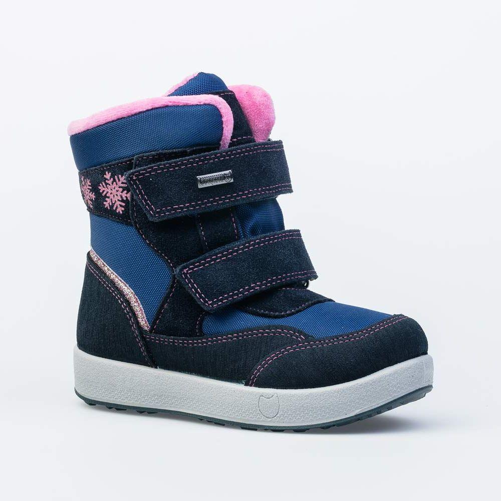 Мембранная обувь для девочек Котофей, 26 р-р