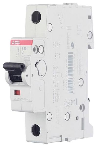 Выключатель автоматический модульный ABB