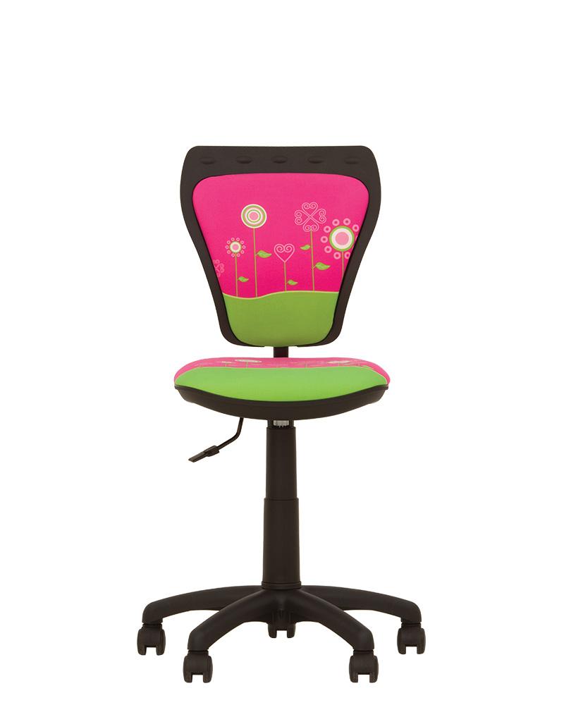 Компьютерное кресло NOWYSTYL 78745, зеленый/розовый