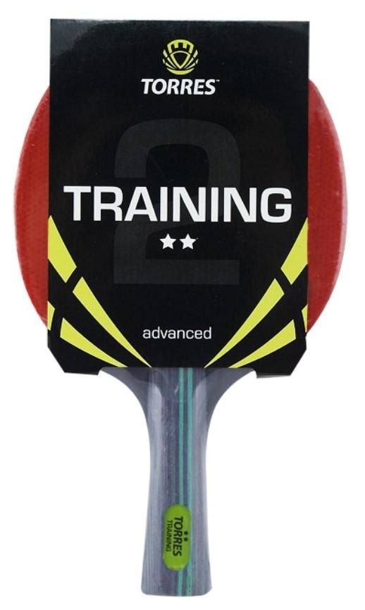 Ракетка для настольного тенниса Torres Training 2, Любительский TT0006 фото