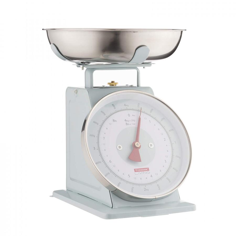 Весы кухонные Typhoon Living 1400.147V Blue