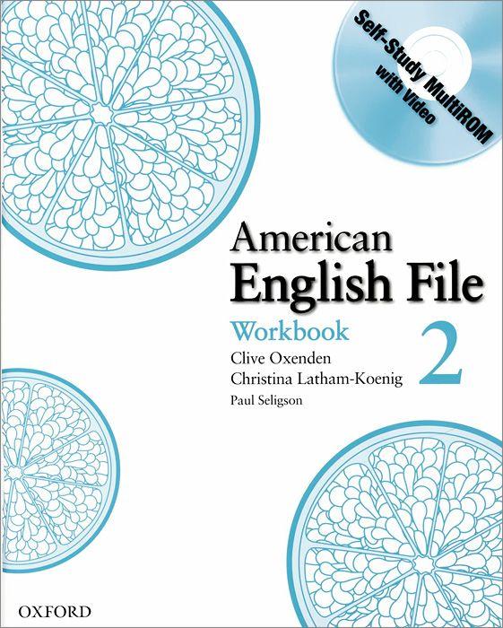 American English File 2. Workbook (+ CD-ROM)