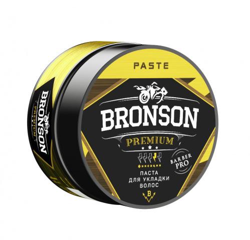 Паста для укладки волос Bronson Premium