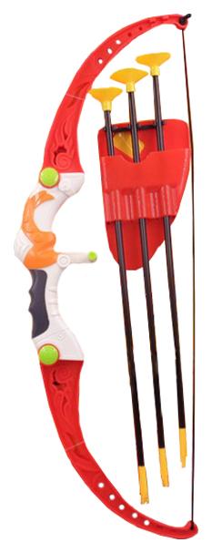 Лук со стрелами на присосках, в наборе
