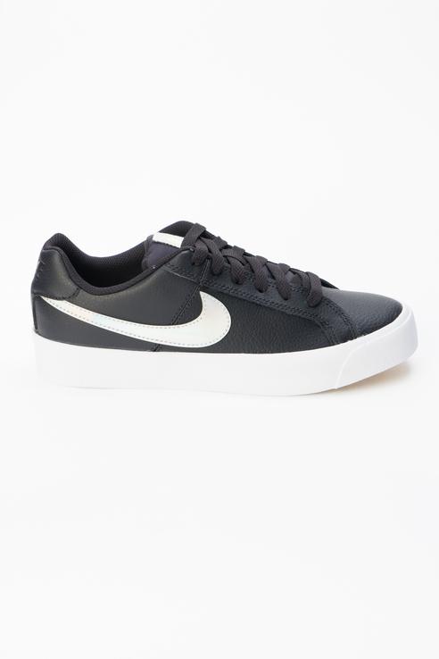 Кеды женские Nike Court Royale AC серые 36,5 RU фото