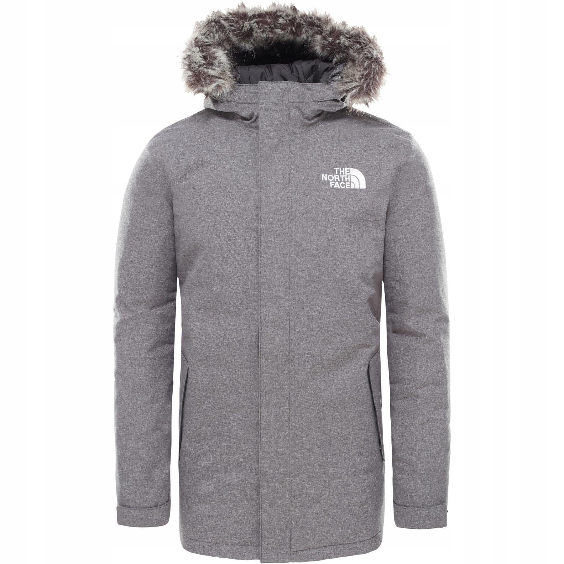 Куртка The North Face Zaneck, tnf medium grey heather, L фото