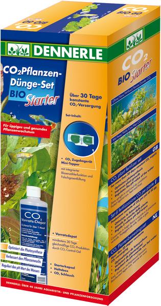 Dennerle Установка для подачи СО2 Dennerle BIO 60 CO2 StarterSet фото