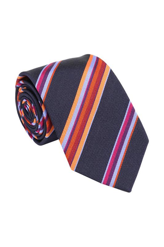 Галстук мужской Ascot 3044 разноцветный