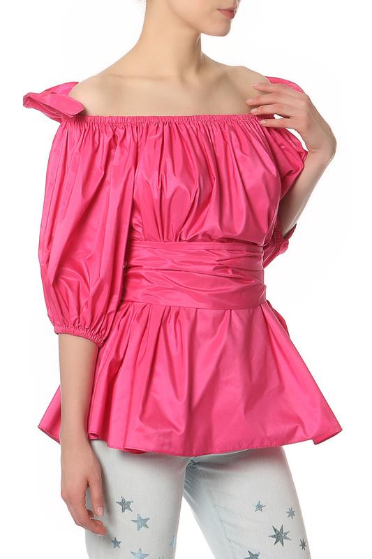 Блуза женская Stella McCartney 516292-SKA37-5660 розовая 42 IT