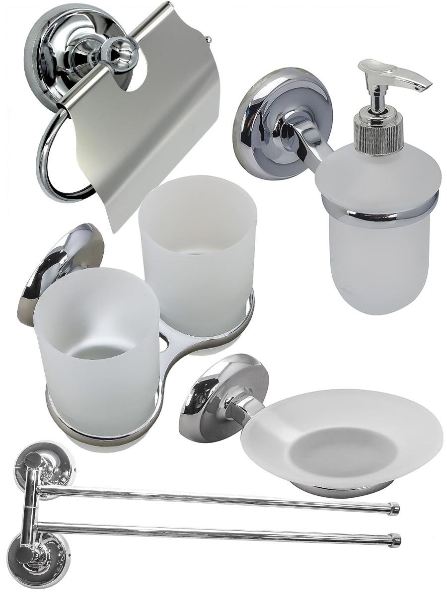 Набор для ванной комнаты BATH PLUS CITY ST-73Oz-1