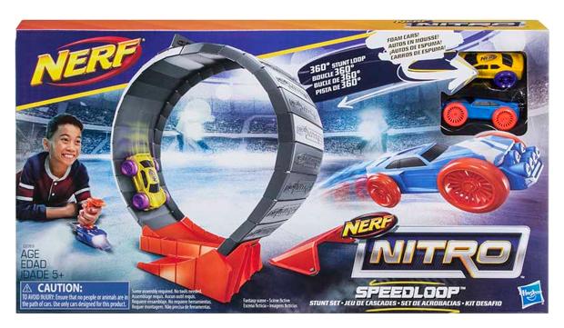 Игровой набор Hasbro Nerf Nitro E2289