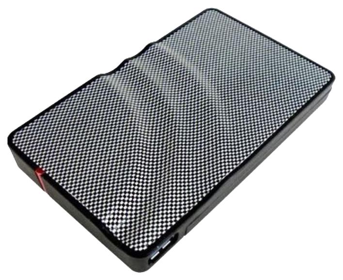 Внешний карман (контейнер) для HDD AgeStar 3UB2P AL Red