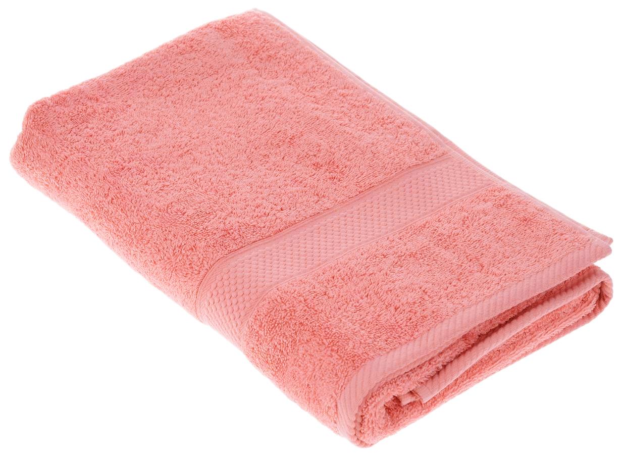 Банное полотенце, полотенце универсальное Arya красный