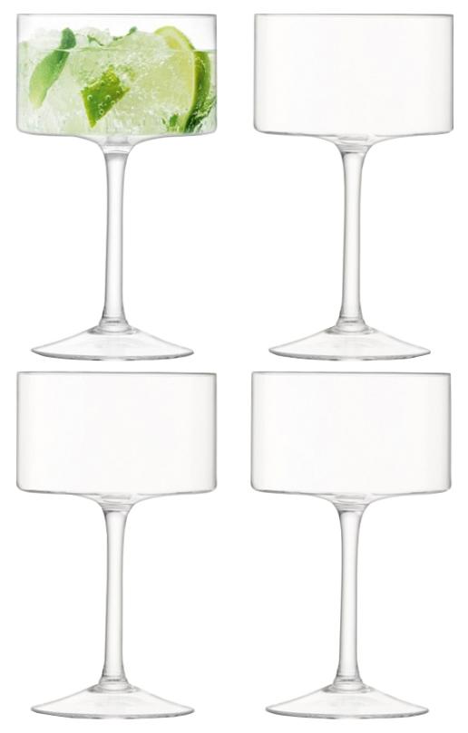 Набор бокалов LSA otis для шампанского,