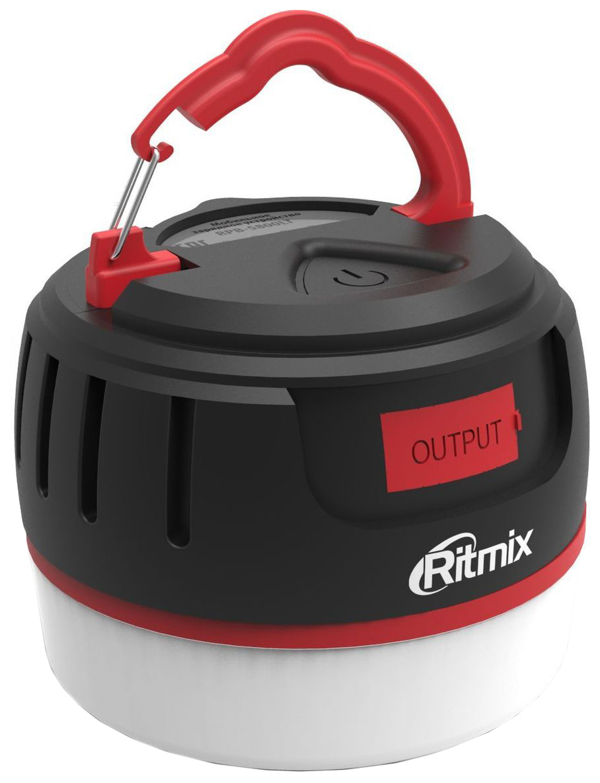 Внешний аккумулятор Ritmix RPB-5800LT 5800 мА/ч Red/Black фото