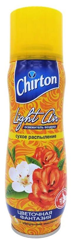 Освежитель воздуха Chirton цветочная фантазия 300 мл