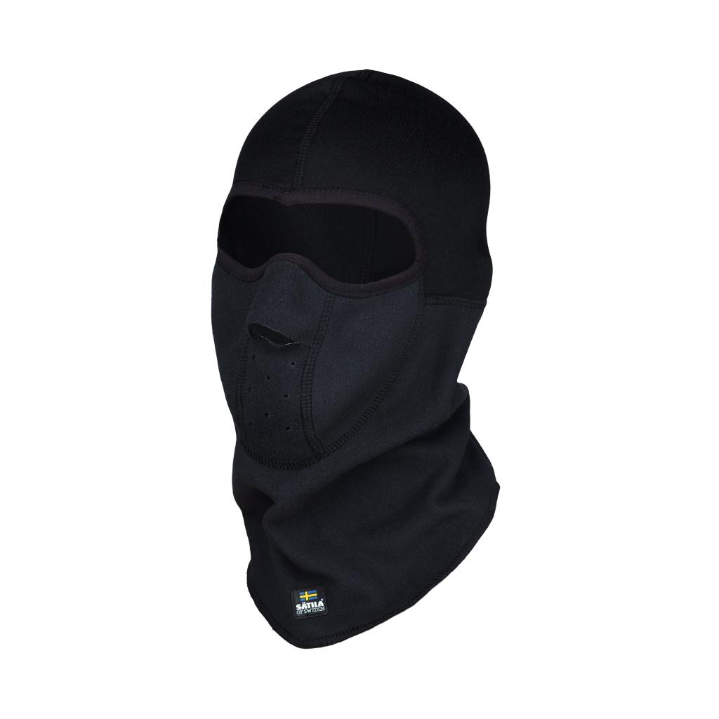 Балаклава Satila Head Mask черная 58 см