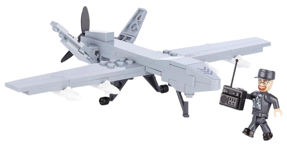 Купить Конструктор пластиковый COBI Военный беспилотник, Конструкторы пластмассовые