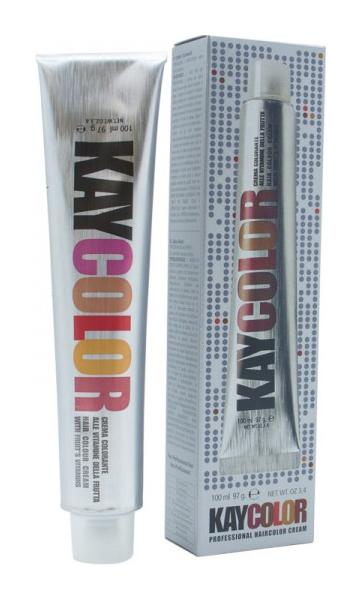 Краска для волос KayPro Kay Color 5/6 светлый красно-коричневый 100 мл