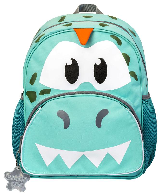 Купить Рюкзак детский Tiger Enterprise JUMBO COMPACT MINI зеленый, Школьные сумки