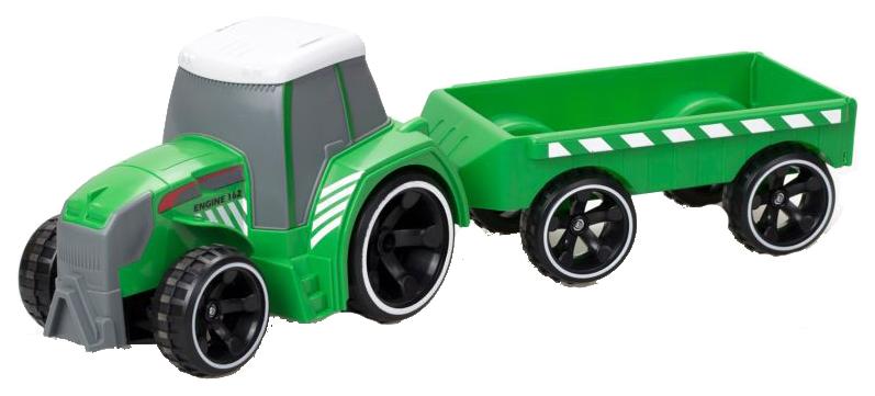 Трактор игрушечный Silverlit Tooko на ИК, с прицепом фото