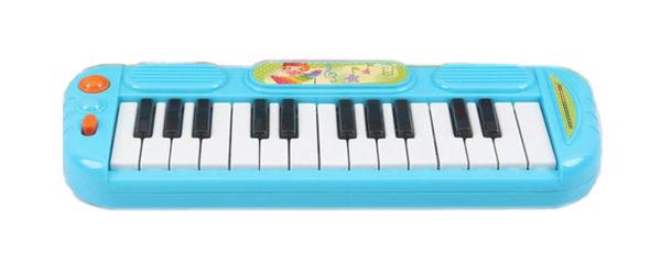 Купить Детский синтезатор Music Keyboard свет звук, Shantou Gepai, Детские музыкальные инструменты