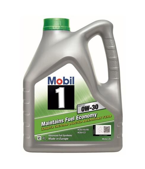 Моторное масло Mobil 1 ESP LV 0W-30 4л