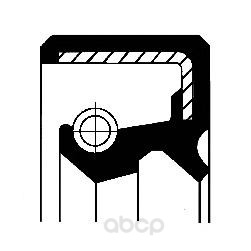 Сальник ступицы Corteco 12011233B фото