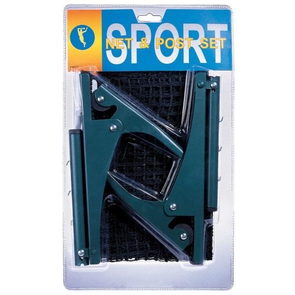 Сетка для настольного тенниса Giant Dragon 9819G черная