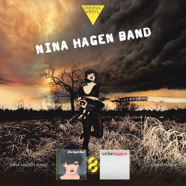 Nina Hagen Band Original Vinyl Classics: Nina