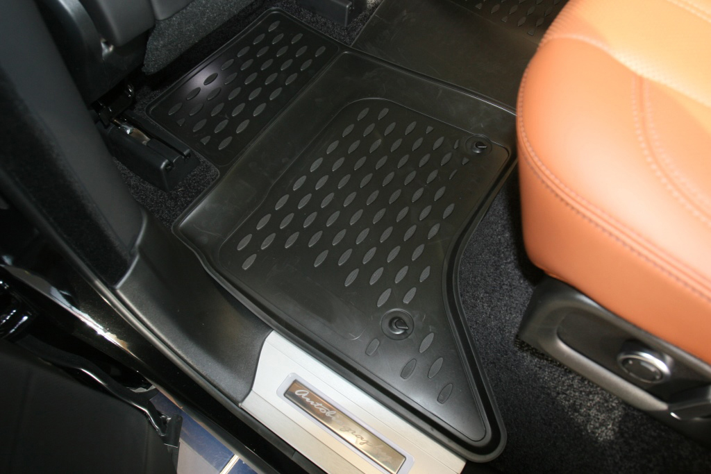 Коврики в салон Element для LAND ROVER Range Rover, 2013, 4 шт. полиуретан