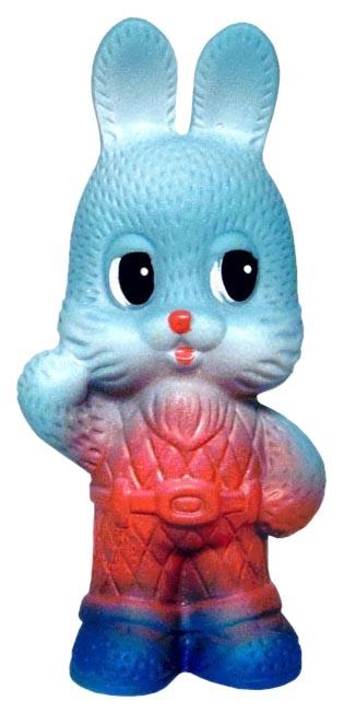 Игрушка для купания Огонек Заяц Степка