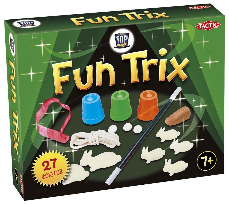 Набор фокусов Tactic Games Fun Trix 53707