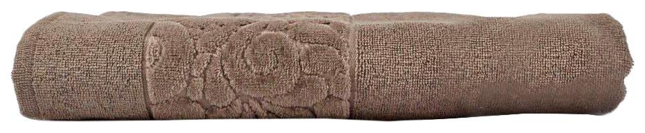 Банное полотенце, полотенце универсальное Arya коричневый